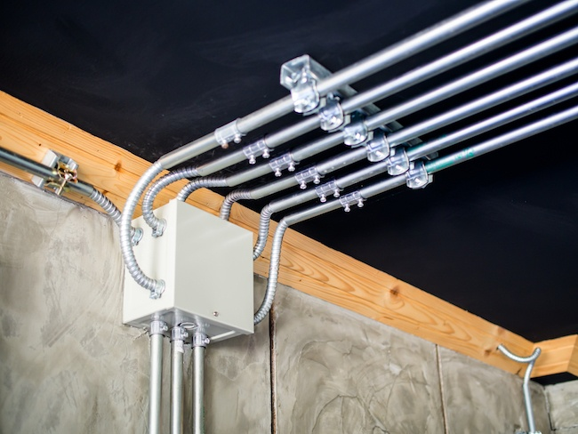 8 Steps For Pulling Wire Through Conduit One Pull Wire