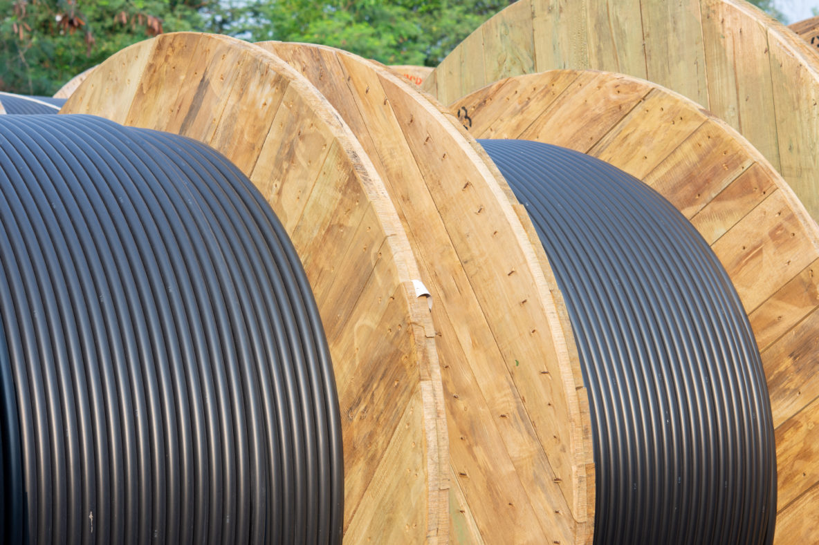 coiled-cable
